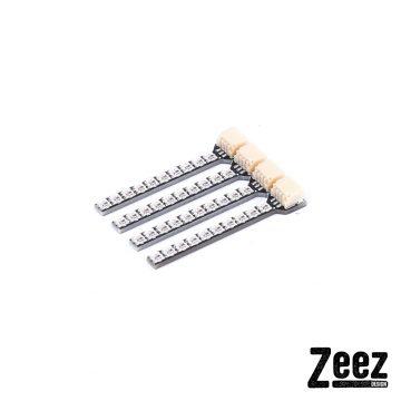 Zeez 4 db tartalék Racing LED