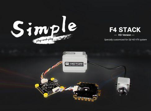 T-Motor F4 HD FC