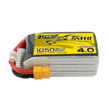 Tattu R-Line V 4.0 1050mAh 130C 22.2V 6S1P Lipo