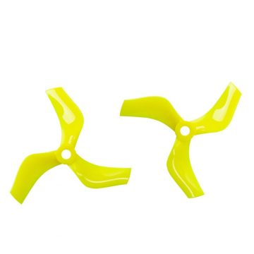 Gemfan 75mm Ducted Yellow props