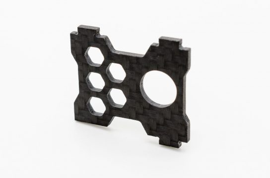 AFW Barbi replacement camera holder plate