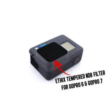 ETHIX Tempered ND8 Filter for Gopro 6 and 7