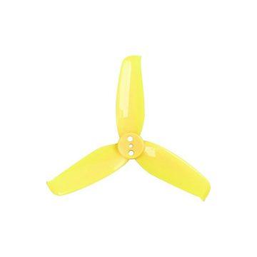 Gemfan Flash 2540 Yellow Props