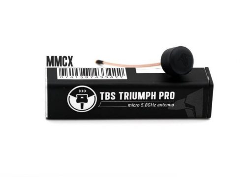 TBS Triumph Pro MMCX RHCP Antenna